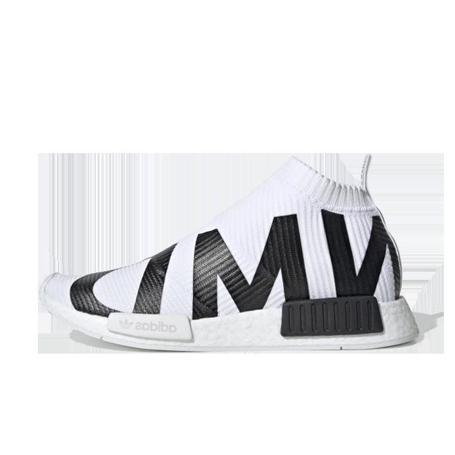 adidas NMD_CS1 Primeknit 'White'