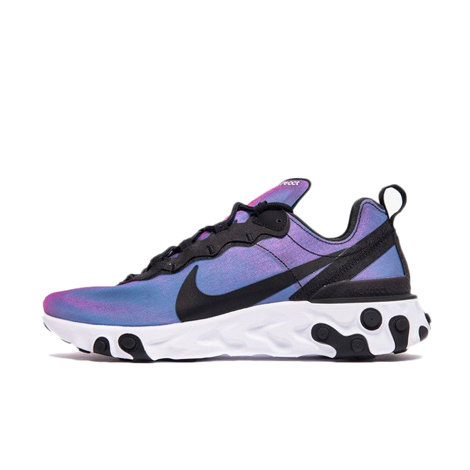 Nike React Element 55 Premium 'Laser Fuchsia'