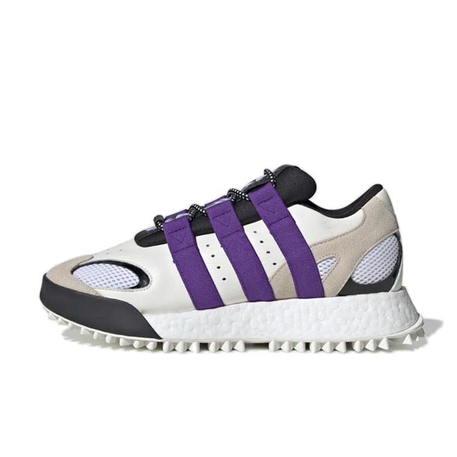 Alexander Wang X adidas Wangbody 'Sharp Purple' zijaanzicht
