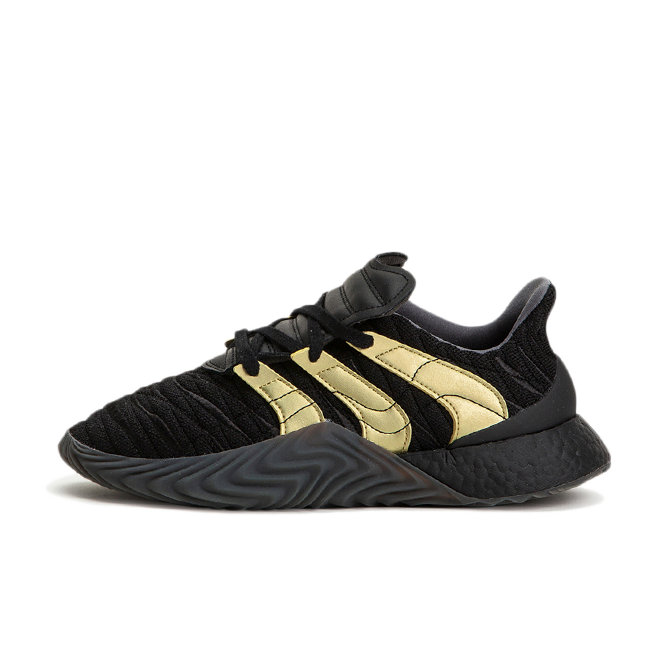 Adidas Sobakov Boost 'Black & Gold'