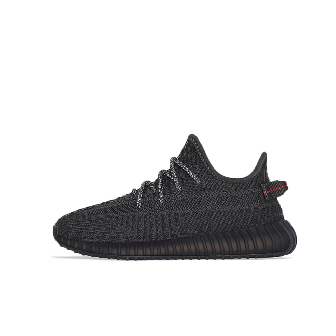 adidas Yeezy Boost 350 v2 Kids 'Black' FU9013