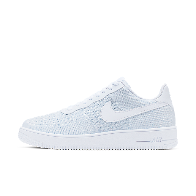 Nike Air Force 1 Flyknit 2.0 'Pure Platinum'