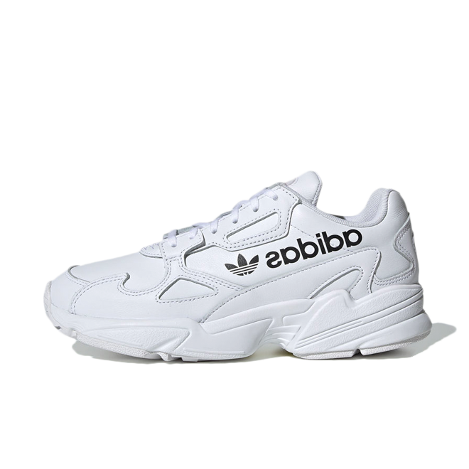 adidas Falcon Model Pack 'White' zijaanzicht