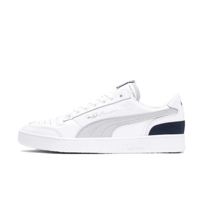 Puma Ralph Sampson Low OG 'White' zijaanzicht