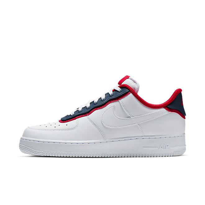 Nike Air Force 1 ´07 LV8 1 'Obsidian/University Red'