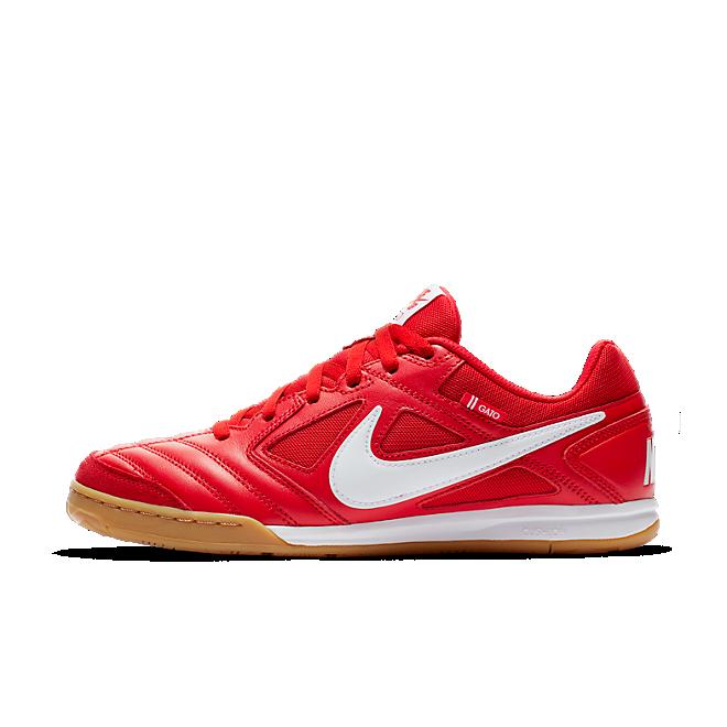 Nike SB Gato (University Red / White - Gum Light Brown)