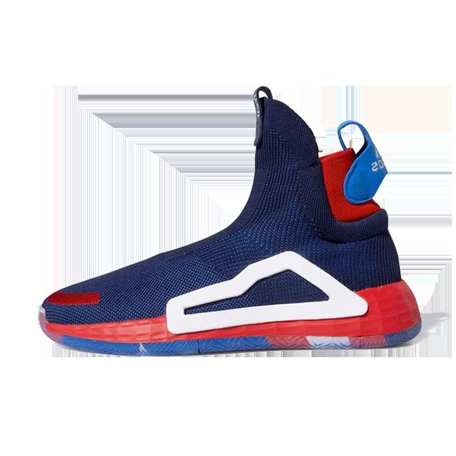Marvel X adidas N3xt L3v3l X Captain American zijaanzicht