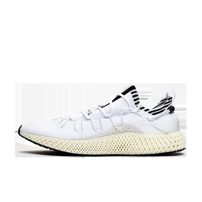 adidas Y3 4D Runner 'White' EF0902