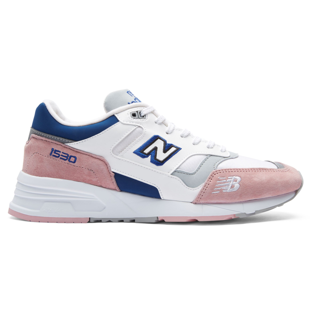 New Balance M1530WPB *Made in England* (White / Pink)