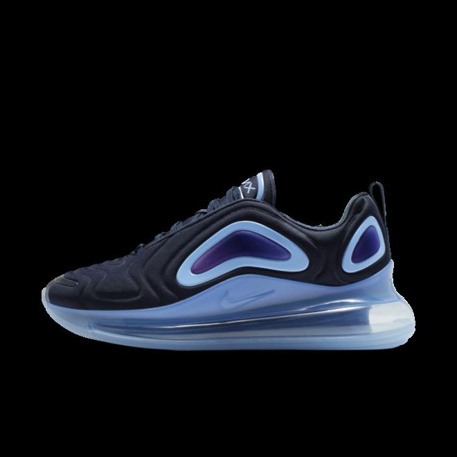 Nike Air Max 720 'Obsidian' zijaanzicht
