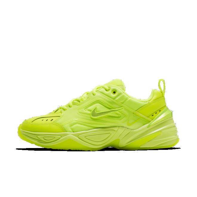 Nike M2K Tekno 'Volt' zijaanzicht