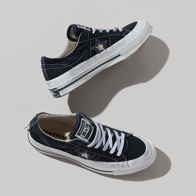 Converse x Faith Connexion One Star Low Top