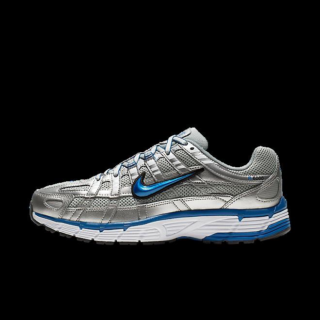 Nike WMNS P-6000 'Metallic Silver'
