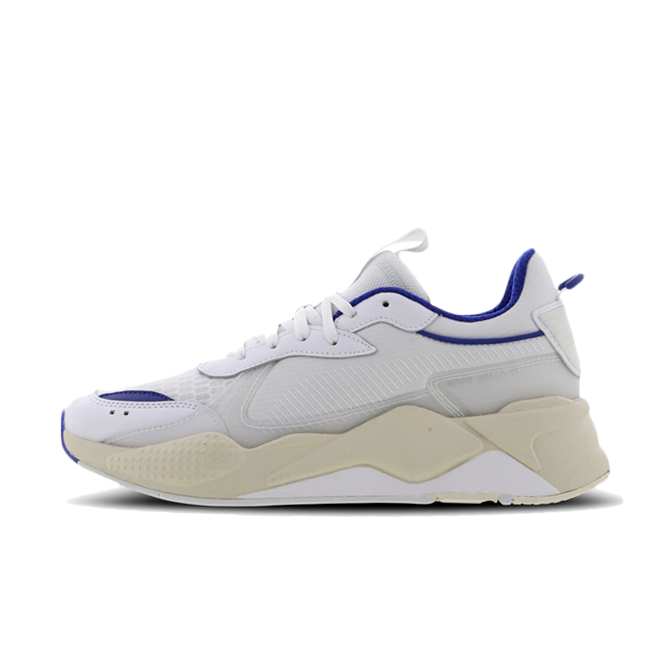 Puma RS-X Tech 'White' zijaanzicht