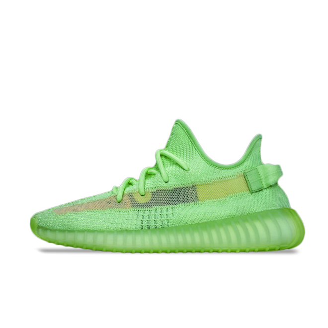 adidas Yeezy Boost 350 V2 'Glow' zijaanzicht