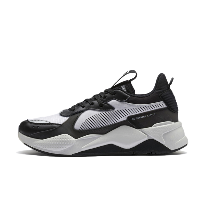 Puma RS-X Tech 'Black & White' zijaanzicht