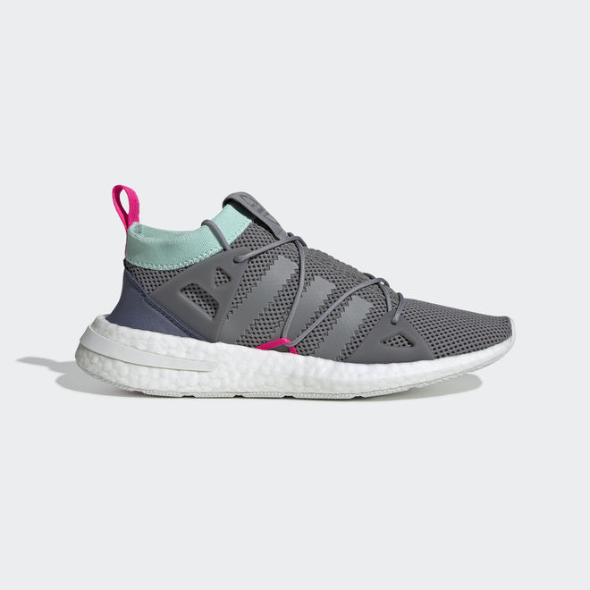 adidas Arkyn W Grey Three/ Clear Mint/ Shock Pink