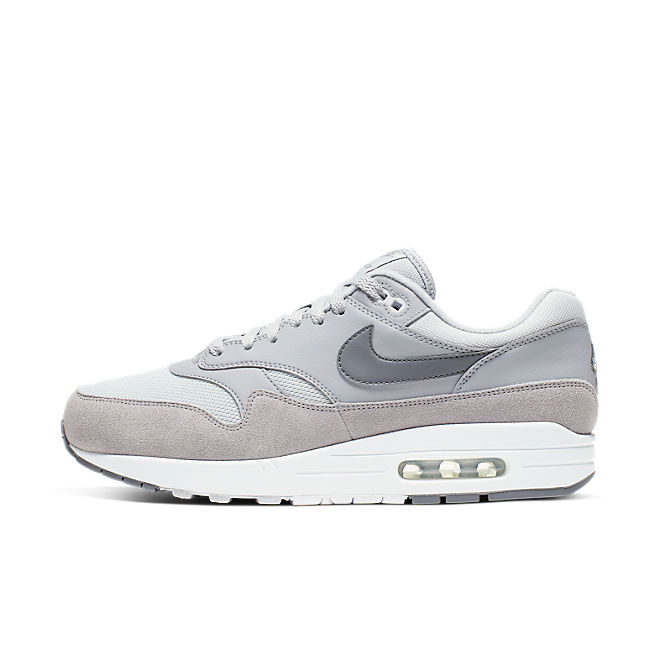 Nike Air Max 1 'Grey' zijaanzicht