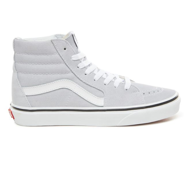 Vans UA Sk8-Hi gray dawn/true white
