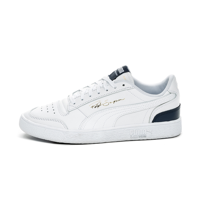 Puma Ralph Sampson Low (Puma White / Peacoat / Puma White)