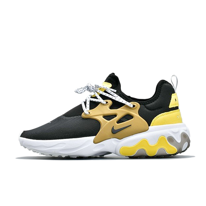 Nike React Presto 'Brutal Honey' zijaanzicht