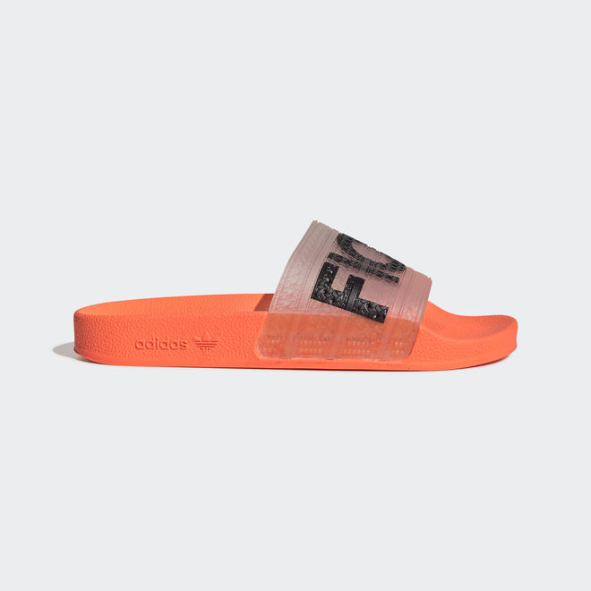 adidas x Fiorucci Adilette 'Solar Orange'