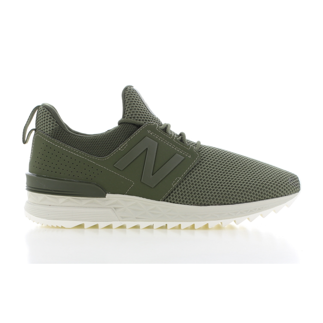 new balance 574 heren groen
