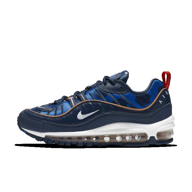 Nike Air Max 98 Premium WWC 'Unity' zijaanzicht