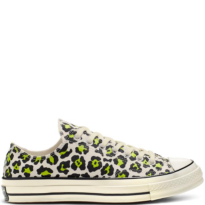 Converse Chuck Taylor leopard