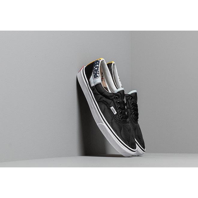 Vans Era (Mixed Quilting) Black/ True White