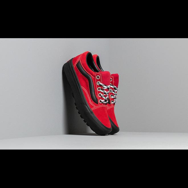 Vans Old Skool Lug Platform (90S Retro) Chili Pepperr/