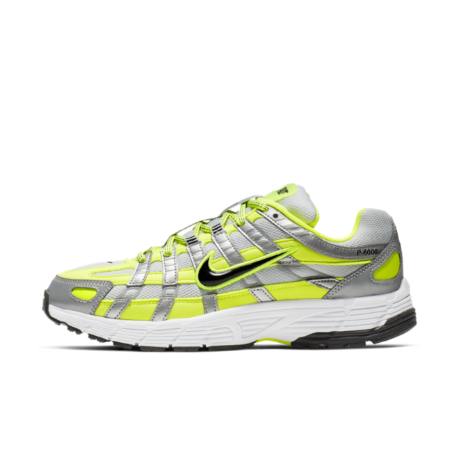 Naked X Nike P-6000 'Volt' zijaanzicht