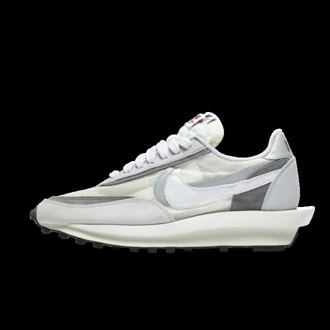 Sacai X Nike LDWaffle 'Wolf Grey'