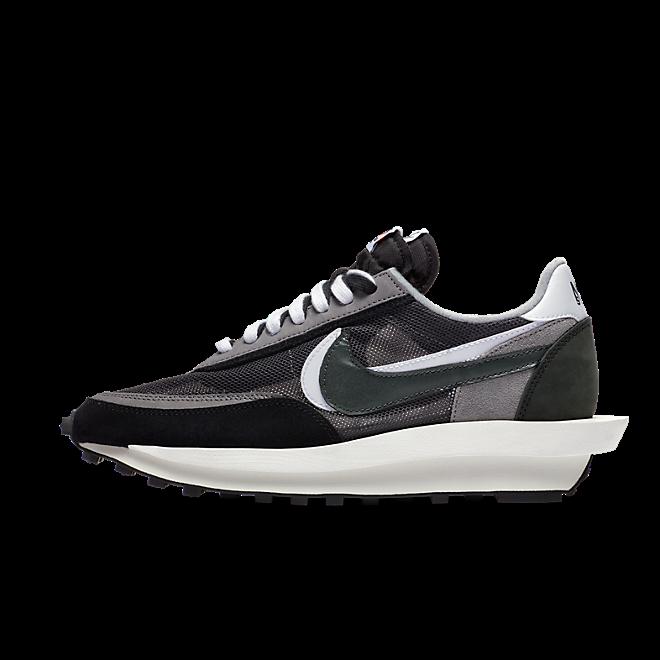 Sacai X Nike LDWaffle 'Black'