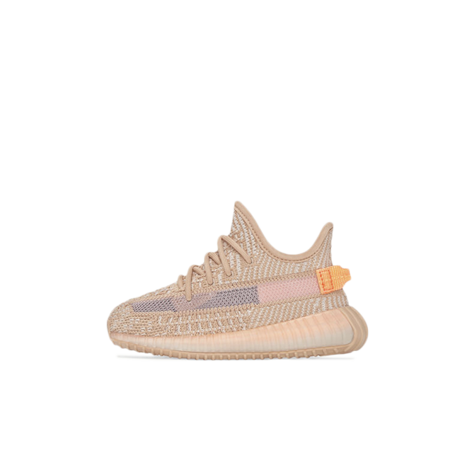 adidas Yeezy 350V2 Infant 'Clay' zijaanzicht