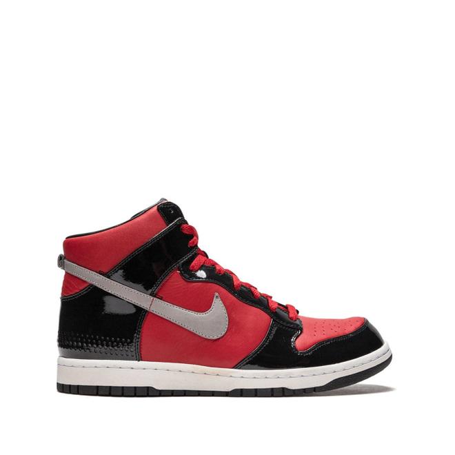 Nike DJ Premier Rival Serato Air Force 1 & Air Jordan 1 zijaanzicht