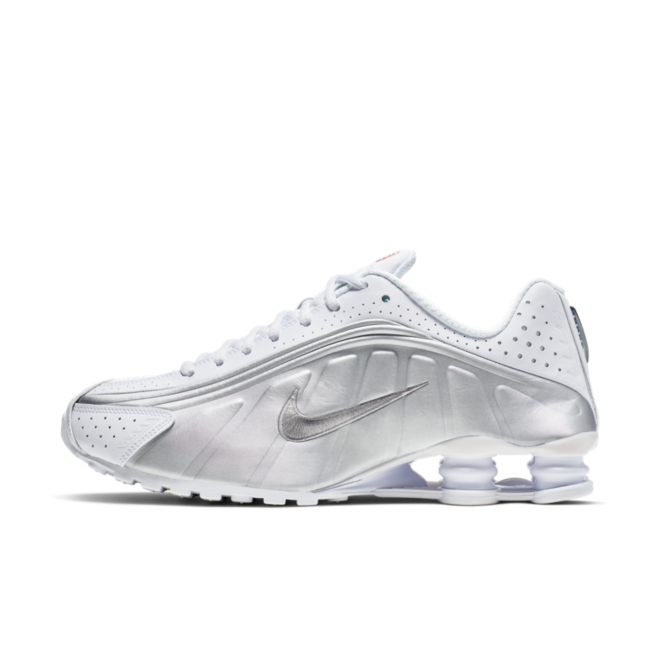 Nike Shox R4 'Metallic Silver' National Glamour Day