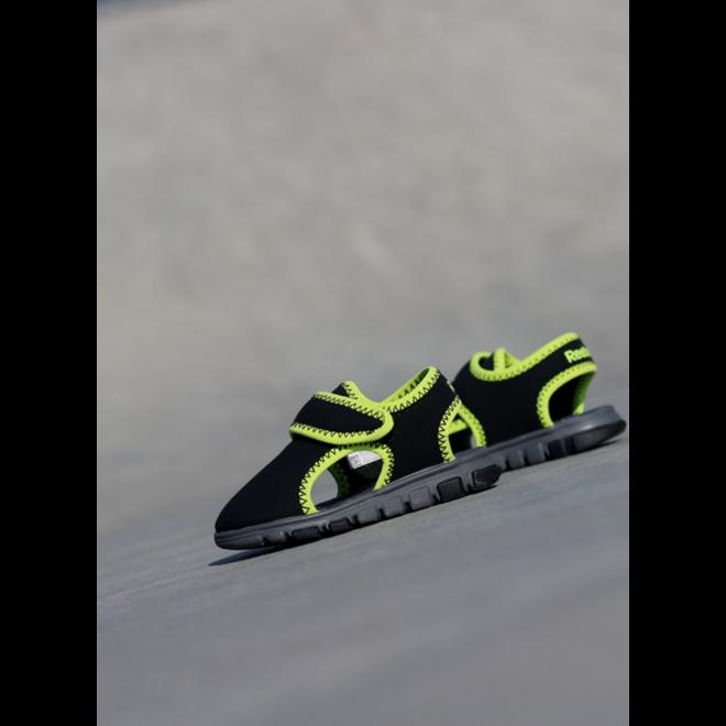 Reebok Wave glider black/Green TS CN8610