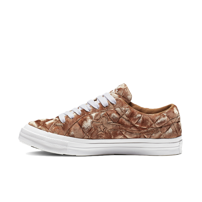 bf386cd294f Converse x Golf Le Fleur One Star OX 'Brown Sugar' | 165599C ...