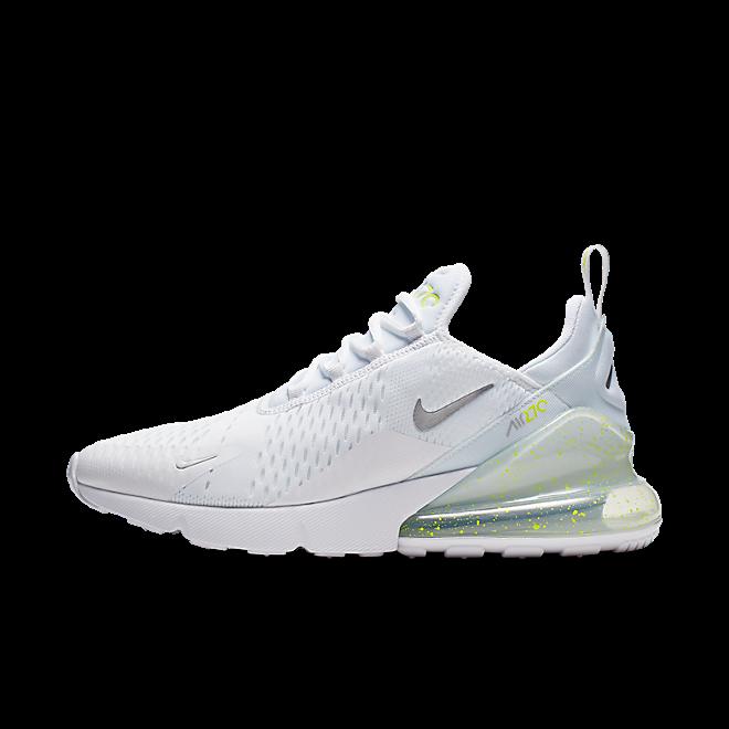 Herren Sneaker Air Max 270 Pure White Silver