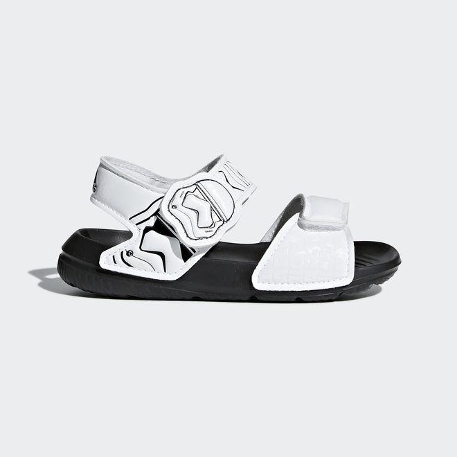 Adidas Altaswim Storm Troopers White/Black TS CQ0128