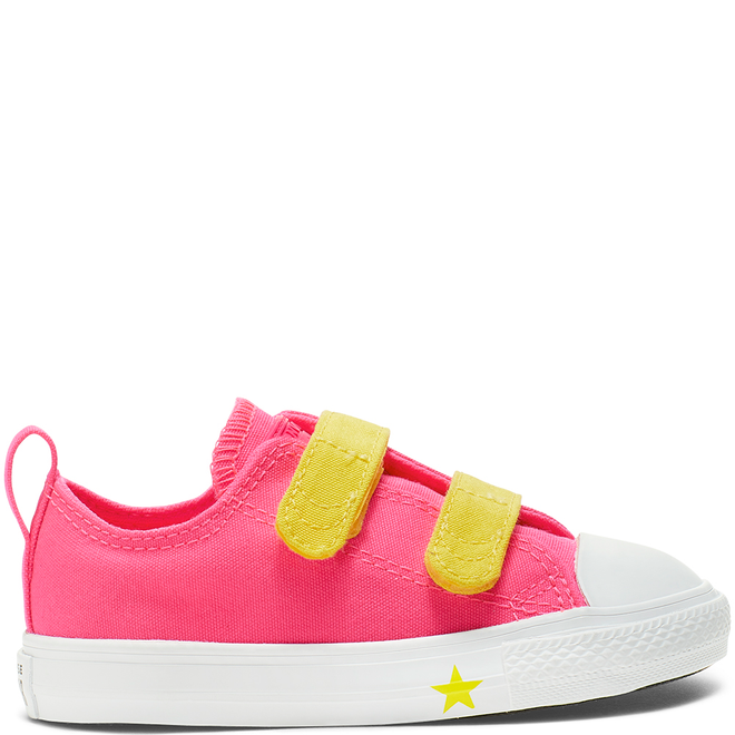 Chuck Taylor All Star Glow Up Hook and Loop Low Top