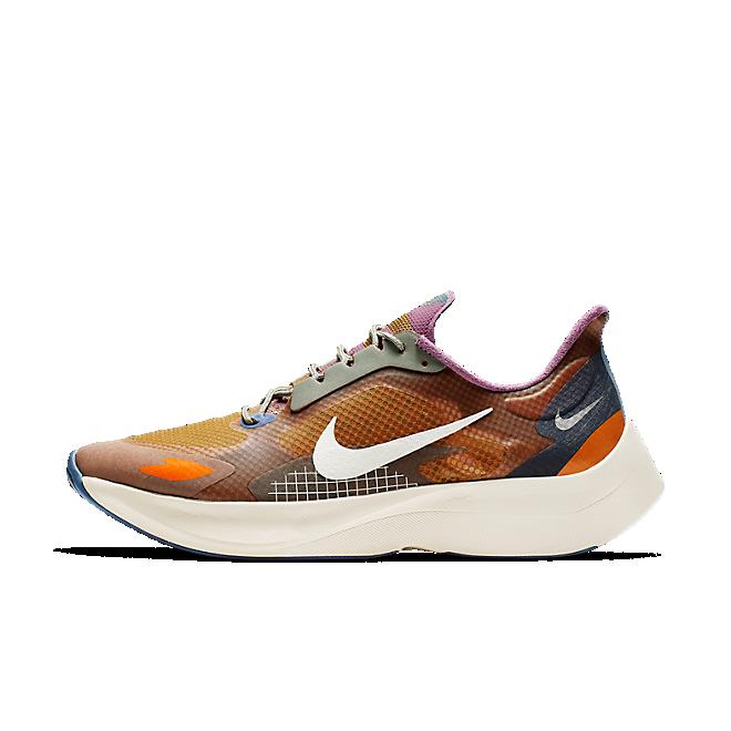 Nike Vapor Street PEG SP 'Plum Dust' zijaanzicht