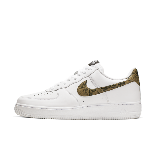 Nike Air Force 1 Low Premium QS 'Snake' zijaanzicht
