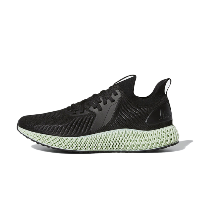 adidas Alphaedge 4D 'Carbon' zijaanzicht