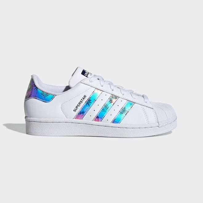 adidas Superstar Cali Palm Irridescent zijaanzicht