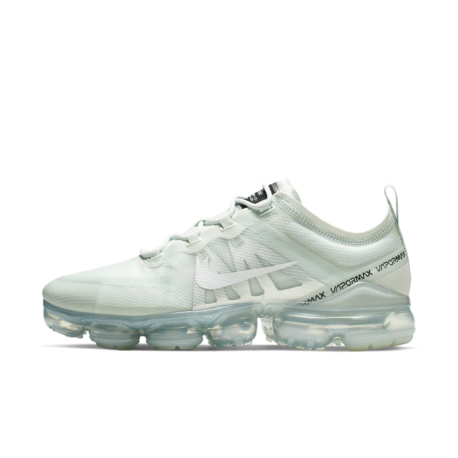Nike Air Vapormax 2019 'Grey Silver' zijaanzicht