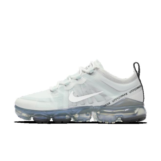 Nike WMNS Air Vapormax 19 'Grey Silver' zijaanzicht