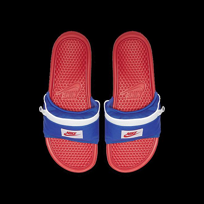 Nike Benassi JDI Fanny Pack (Bright Crimson / Bright Crimson)