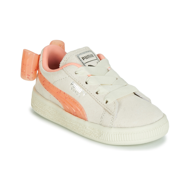 Puma INF SUEDE BOW JELLY AC.WHI